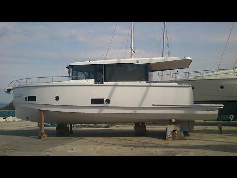 Seafaring 44 Yacht Besichtigung - www.sailingday.org