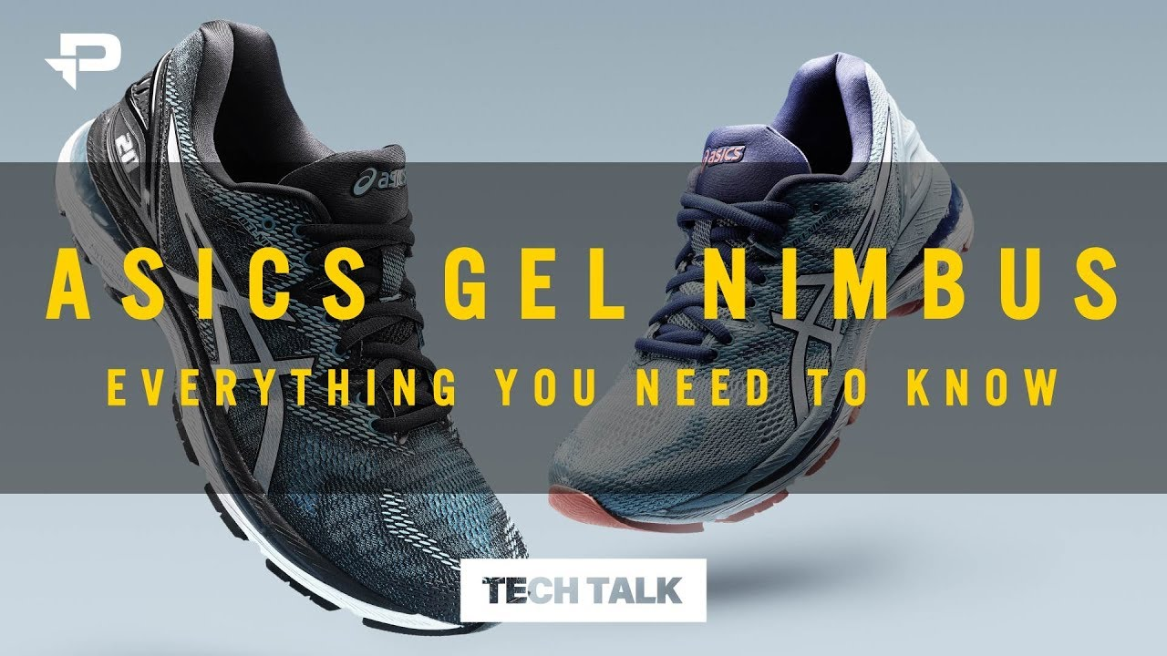 4bbcee100f7 Everything You Need To Know About The ASICS Gel-Nimbus 20 - YouTube