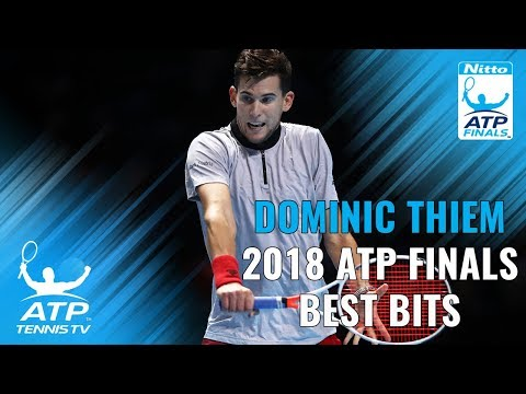 Dominic Thiem: 2018 Nitto ATP Finals Highlights