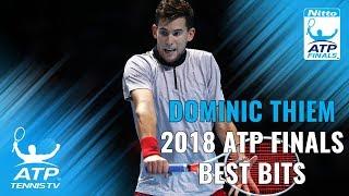 Dominic Thiem: 2018 Nitto ATP Finals Highlights