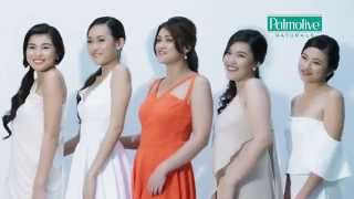 Palmolive girl Carla Abellana and 4 Fair & Fab girls enjoy a fun-filled photoshoot
