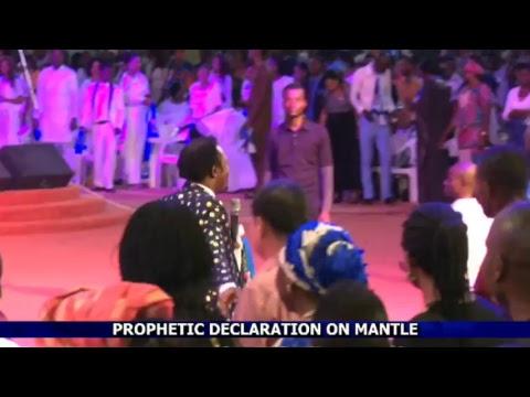 LIVE PROPHETIC MOVE    WITH BRO. JOSHUA IGINLA   15/04/2018   CHAMPIONS INT'L HQ, ABUJA, NIGERIA