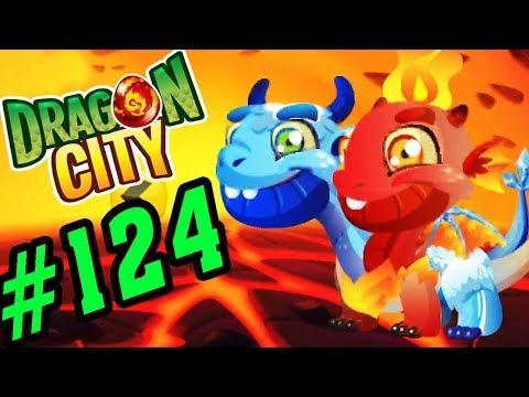 DRAGON CITY - Ice And Fire Dragon Hoàn Thành Cuốn Sách Rồng Wanderer - GAME NÔNG TRẠI RỒNG #124