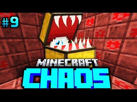 FLEISCHFRESSENDE KILLER KISTEN?! - Minecraft CHAOS #09 [Deutsch/HD]