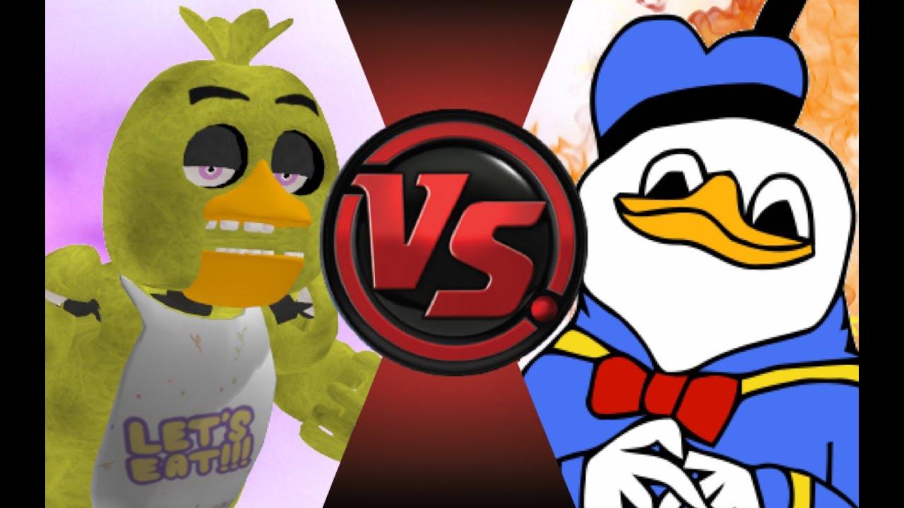 chica vs dolan  cartoon fight club episode 29
