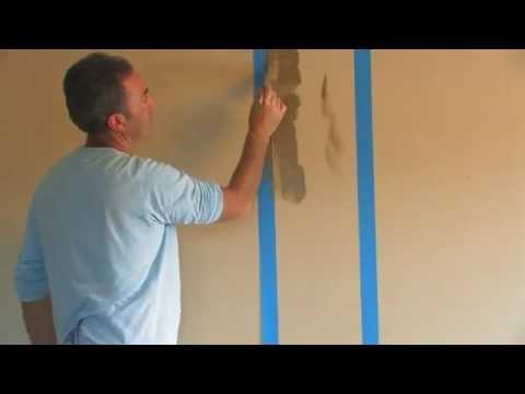 Cara Membuat Grafis Garis Vertikal Warna Di Dinding Rumah Norman Clarke