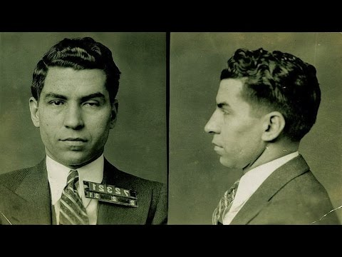 The Mafia Files: Episode 3 Lucky Luciano