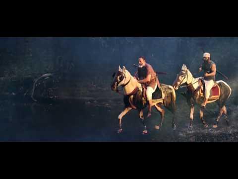 Mamangam Official Graphical Teaser | Bahubali BGM | Mammootty | M Padmakumar | Kavya Film Company