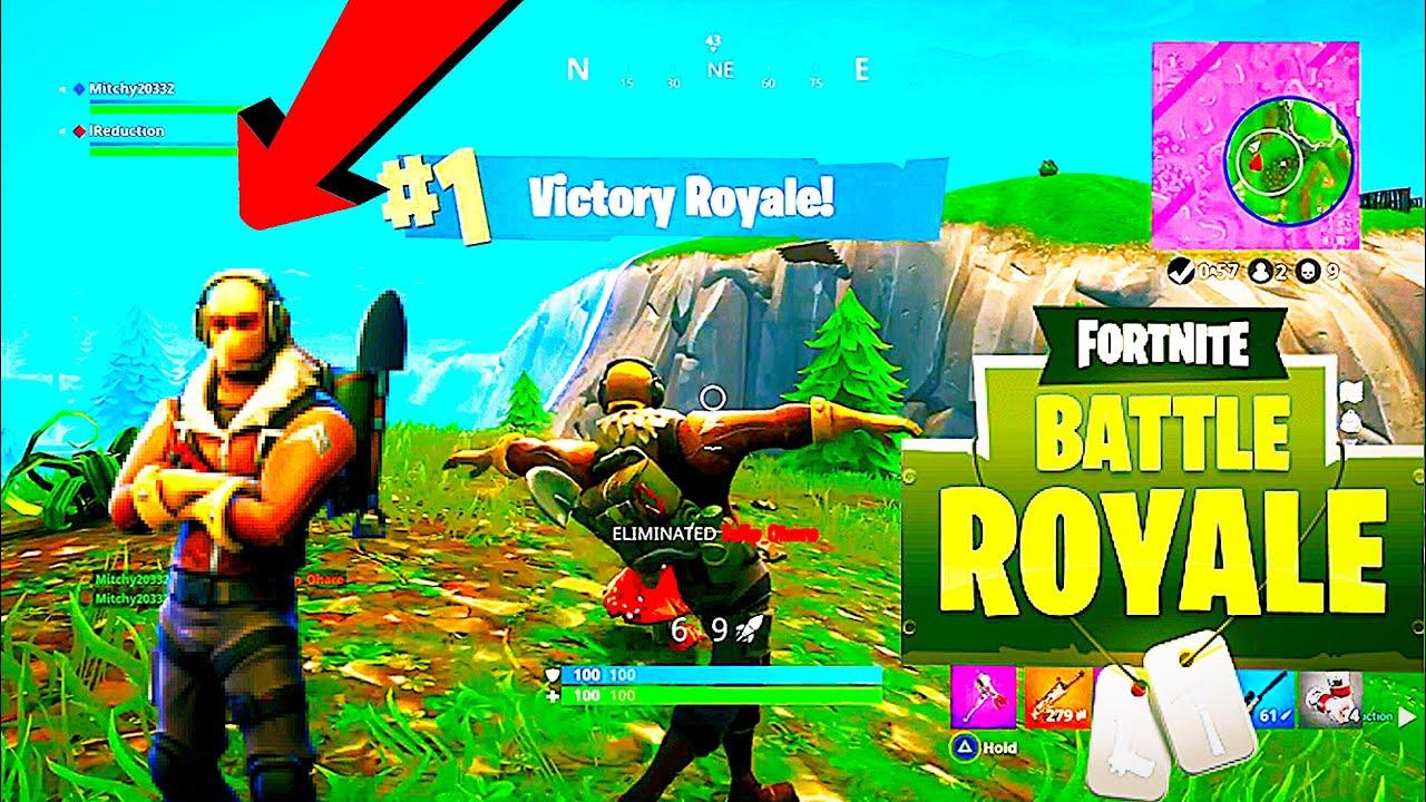 The Raptor Fortnite Battle Royale Youtube