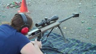 M99 Barrett .50 BMG Montage