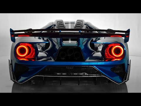 The New 2019 Ford Gt Supercar Performance Is Everything You Need Youtube