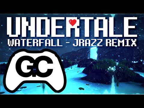 Undertale - Waterfall (J Razz Remix) ft. bLiNd - GameChops