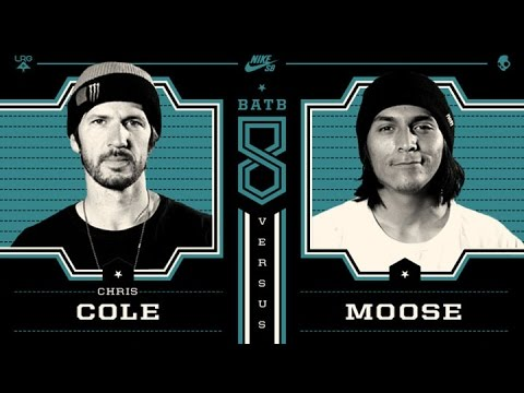 Chris Cole Vs Moose: BATB8 - Round 1