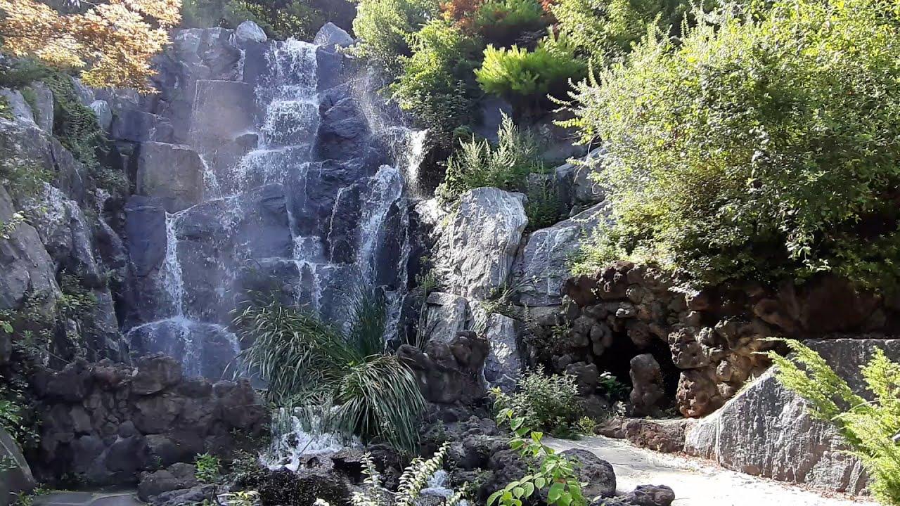 천안여행 화수목 정원 정성과 볼거리가 한가득 인공폭포,식물원 ,다양한꽃등
