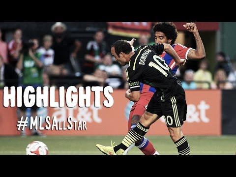 HIGHLIGHTS: MLS All-Stars vs FC Bayern München | August 6, 2014