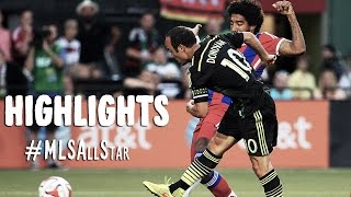 HIGHLIGHTS: MLS All-Stars vs FC Bayern München | August 6, 2014