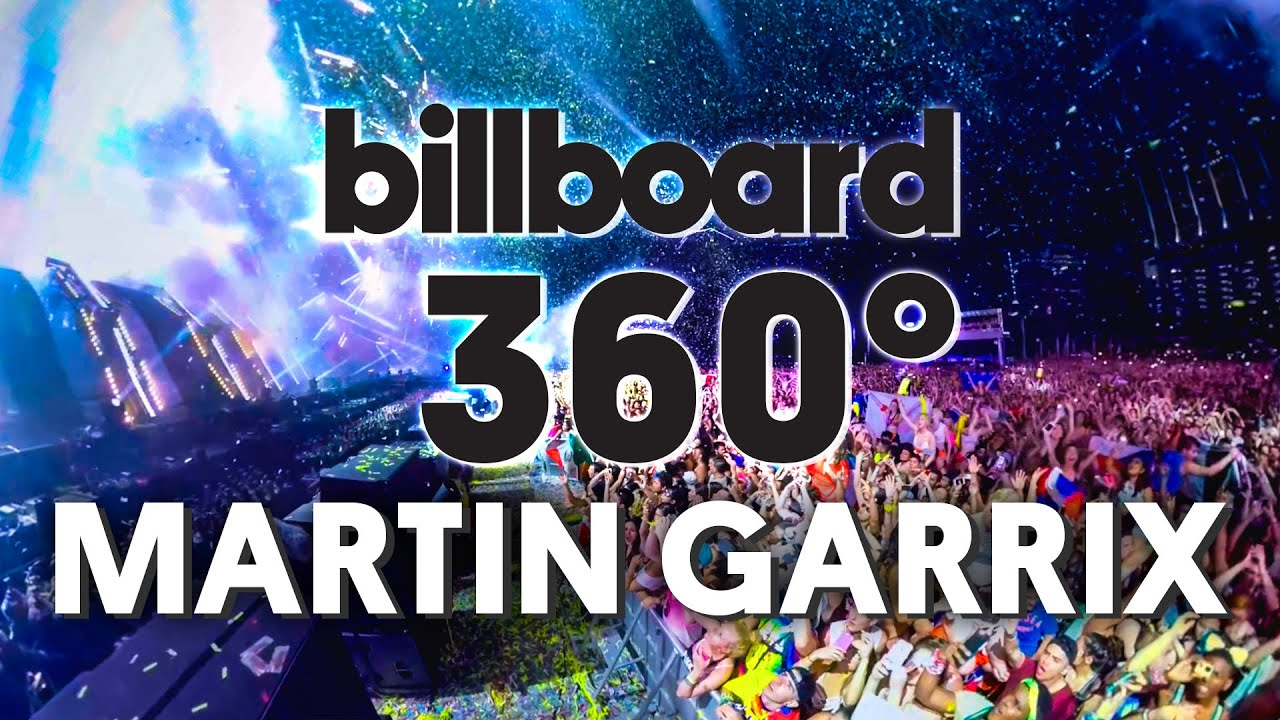 Martin Garrix @ Ultra Music Festival 2016, Miami | 360 VIDEO VR experience