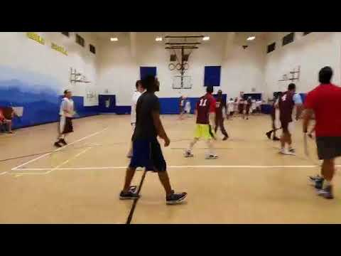 Basketball Practice at Golden Gate Middle School November 2017