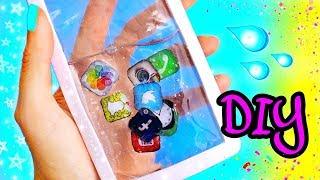 DIY FLOATING APP IPHONE CASE | Liquid phone case