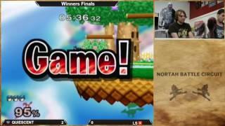 nortah battle circuit 22 wf quiescent marth vs lsp falco jigglypuff