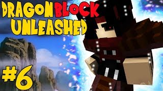 ASCENDING BEYOND LEGENDARY SUPER SAIYAN!    Dragon Block Unleashed Episode 6 (Minecraft DBC Modpack)