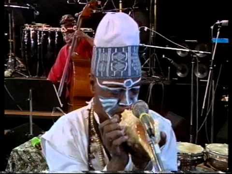 Art Ensemble of Chicago - Berlin Jazzfest - 1991 - Ohnedaruth