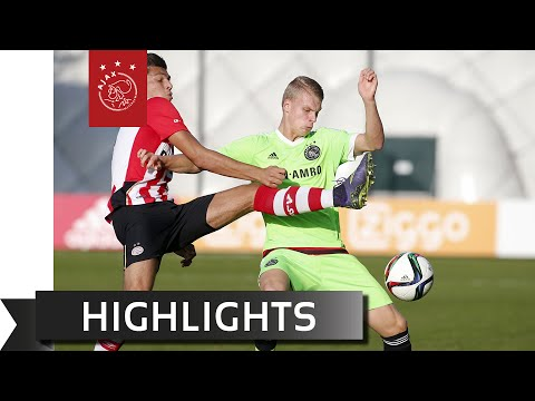 Highlights Ajax B1 Psv B1 Youtube