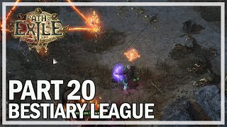 Path of Exile - Bestiary League Ranger Lets Play Part 20 - Shavronne