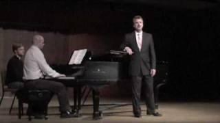 Brahms - Dein Blaues Auge, Todd E. Ranney Baritone