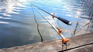 КАРАСИ КАК КАРПЫ Убийца карася против Херабуны Что такое херабуна Рыбалка на карася