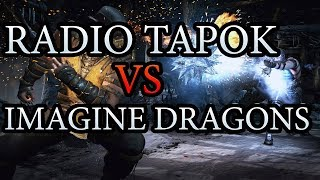 RADIO TAPOK Whatever It Takes Imagine Dragons Cover на русском