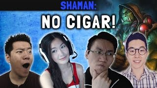 4p Co-op Shaman: No Cigar (Hafu, Ratsmah, ADWCTA and Merps)