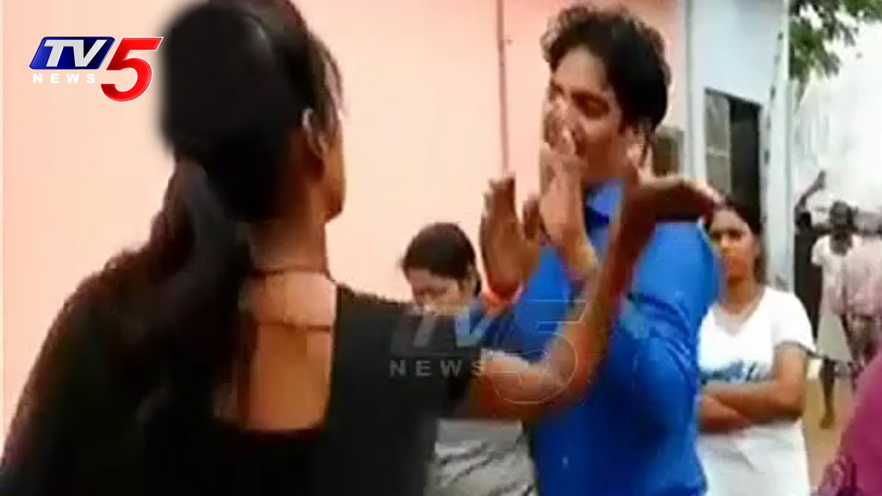 MUST WATCH : Girl Beaten Man Publicly For Sexually Harassing : TV5 News