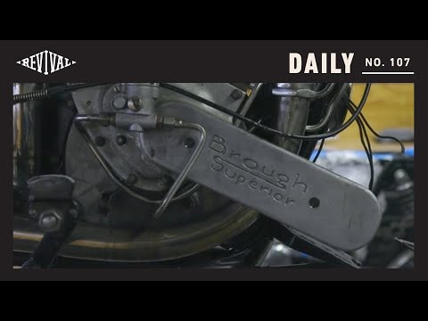 BMW R1250, Brough Superior, Vincent Rapide, Royal Enfield & Porsche // Revival Daily 107
