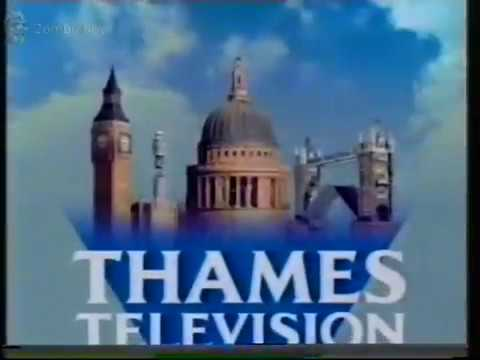 Thames TV Continuity bond And The match leeds vs Coventry 2041992 VHS Capture