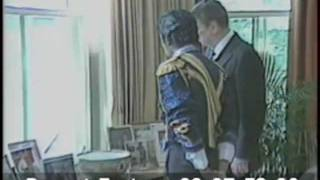 Michael Jackson in the White House 1984