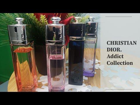 CHRISTIAN DIOR. Addict Collection. ДИОР. АДДИКТ .