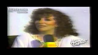 Verónica Castro: Su llegada a La Habana, Cuba con el programa La Movida en 1991