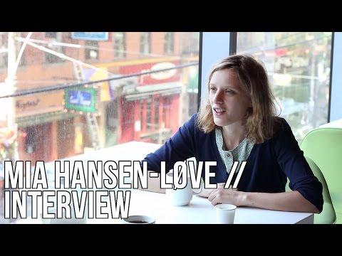 Mia Hansen-Løve Interview - The Seventh Art