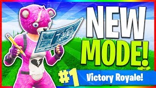 """🔴 NEW """"Playground 1v1 Mode"""" Is Here! (Fortnite: Battle Royale LIVE Gameplay)"""