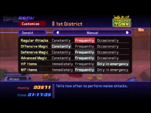 "003 - ""Kingdom Hearts Final Mix HD: The Incredible Shrinking Sora"""