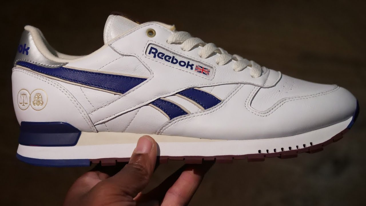 Highs and Lows x Reebok Classic