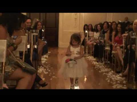 Wedding - Best Ring Bearer & Flower Girl!