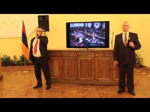 Посольство РФ в Республике Армения 19.10.2016