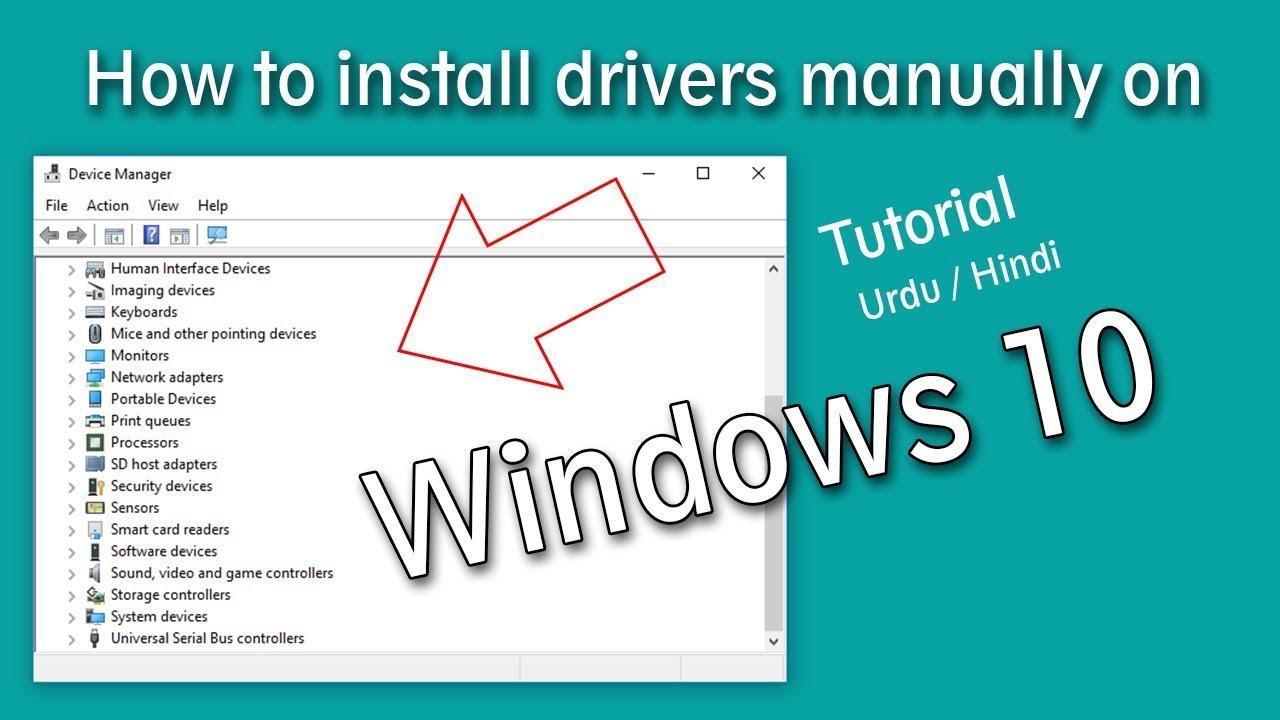 windows 10 card reader driver