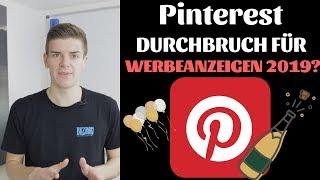 Pinterest 2019 | Der Durchbruch im online Marketing