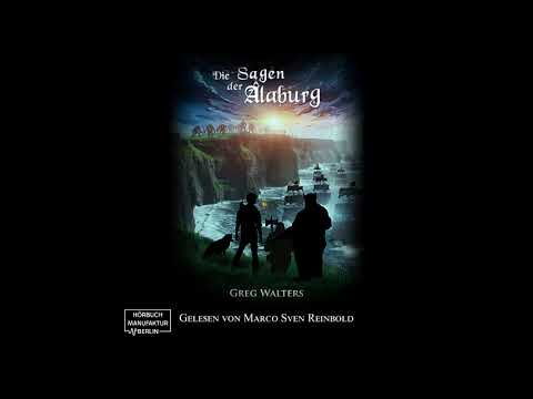 Die Sagen der Alaburg (Die Farbseher Saga 4) YouTube Hörbuch Trailer auf Deutsch
