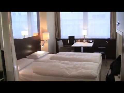 Hotel Review: Park Inn By Radisson, Berlin Alexanderplatz, Germany - 4th December, 2014