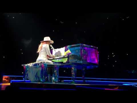 Lady Gaga Joanne Tour Edmonton 'Million Reasons'