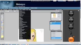 видеоурок как рисовать в онлайн фотошопе